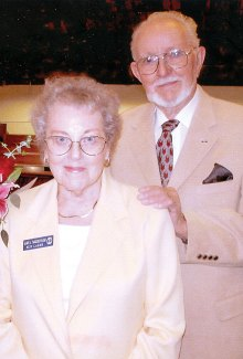 Stan and Anita Fagerstrom