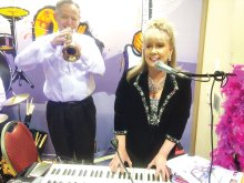 Gary Church and Cheryl Thurston