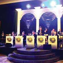 The 19 piece Sonoran Serenade Big Band will be performing at the January 14 Dinner Dance!
