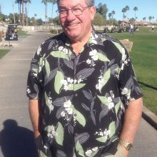 IMGA Personality of the Month, Bruce McCorkle