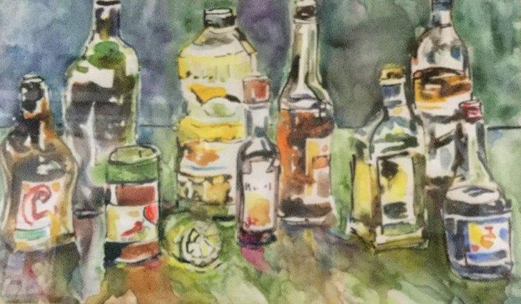 "Joy Horowitz ""Bottles"""
