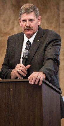 Pastor Gary Nibbelink