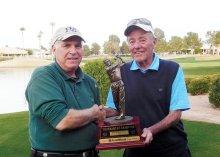 Bernie Dugan, Ironwood Cup Champion