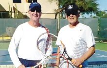 Rick Kenney and Lloyd Yanke - Division III Men's Champions