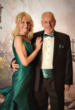 Larry and Pat Wolfe entering the San Tan Ballroom for the Emerald City Celtic Soiree that was held on March 9, 2019. When they walked in, you really felt that Irish spirit. We have appreciated the Wolfes' participation in the club as volunteers, board members, past presidents, and tutors. They have been faithful to the club's mission and have assisted the club in so many ways over the years. We want to thank them for their insights and tireless commitment to make the club special.