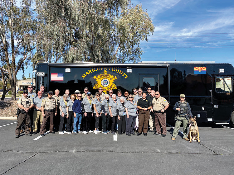 Sheriff's Posse Open House