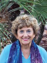 Reviewer Violetta Armour is a new resident of Sun Lakes from Ahwatukee where she owned the bookstore, Pages. She is the author of four novels, including award-winning I'll Always Be with You, a book club favorite. Her books are available at the Robson, Chandler, and Phoenix libraries and on Amazon.