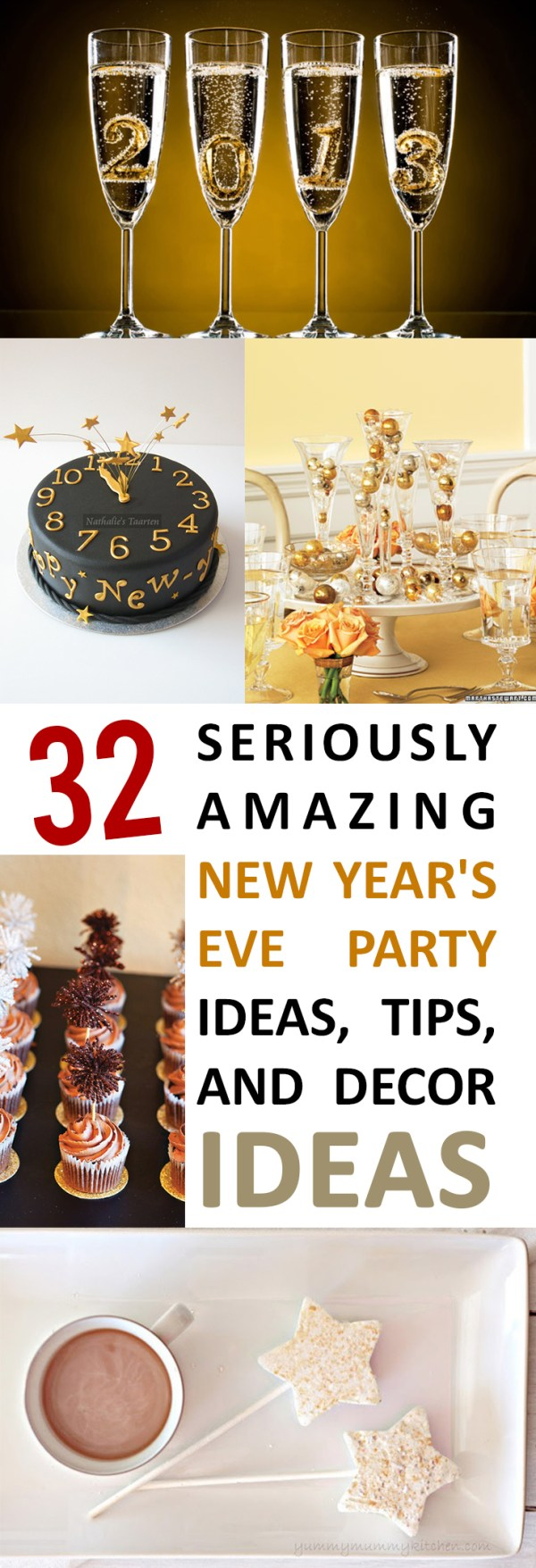 32 Seriously Amazing New Year's Eve Party Ideas, Tips and ...