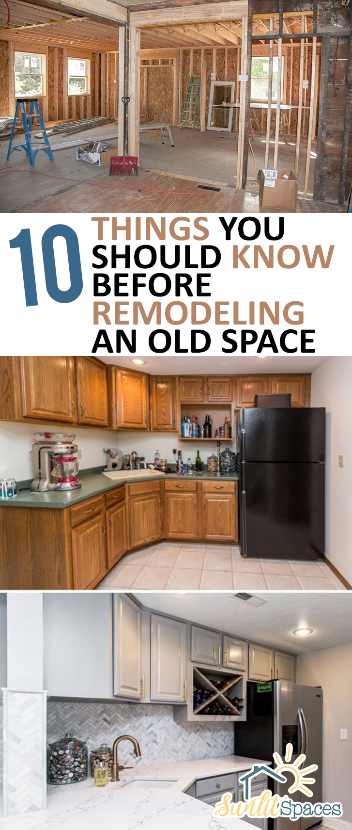 10 Things You Should Know Before Remodeling An Old Space