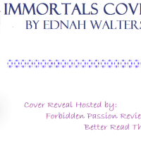 Cover Reveal & Giveaway for Immortals (Book 2 Runes Series) by Ednah Walters