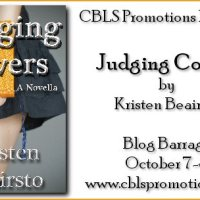 Blog Tour for Judging Covers & Giveaway (Free on Amazon During Tour)