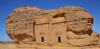 Мада́ин-Са́лих (города Салиха), аль-Хиджр или Хегра — комплекс археологических объектов в Хиджазе на северо-западе Саудовской Аравии (Мадина).