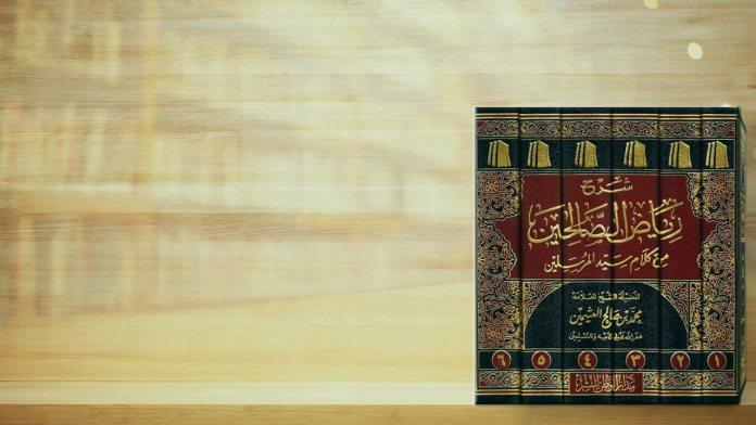 Чтение книги хафиза ан-Науауи