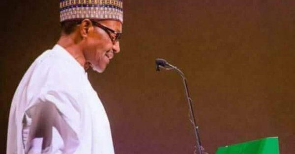 Image result for Nigeria still can't feed itself, says Buhari
