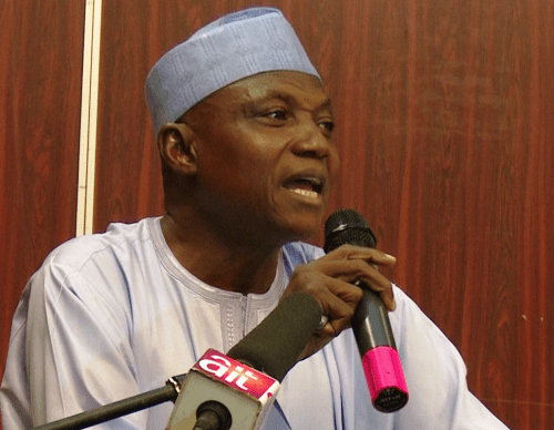 Image result for PDP has perfected plans to snatch ballot boxes - Garba Shehu