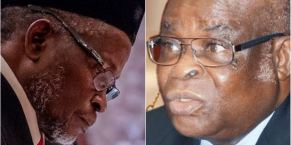 BREAKING: NJC gives Onnoghen, Tanko 7-day ultimatum to respond to petitions against them