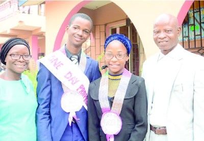 """15-year-old Lawal emerges """"One day proprietor"""" of King Emmanuel Schools"""