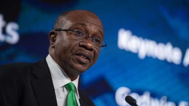 Emefiele seeks global partnership to grow Nigeria's economy