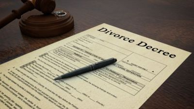 Court dissolves 5-year-old marriage after woman threatens suicide