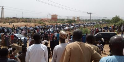 Gombe stands still as mourners pay last respect to victims of Easter tragedy
