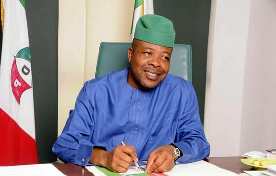 Imo: Ihedioha suspends council chairmen, councillors, others,