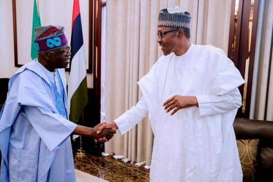Tinubu commends Buhari on  making June 12 Democracy Day