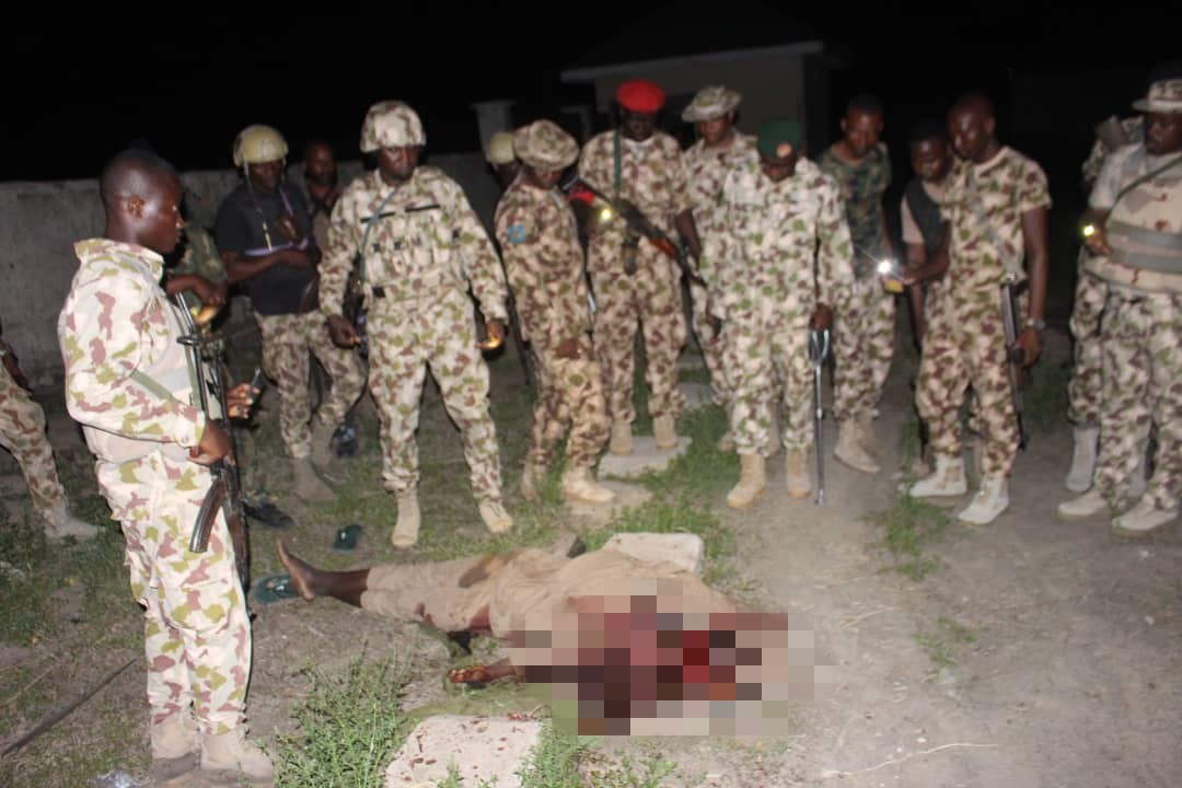 Soldiers foil terror attack, kill 3, rescue 100 hostages in Borno – Army