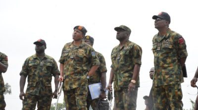 Sambisa Forest terrorist camps bombarded by NAF jets