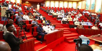 Senate shuts down motion on Buhari's speech