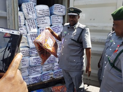 Onne Customs makes N54.1bn revenue, N443m seizures