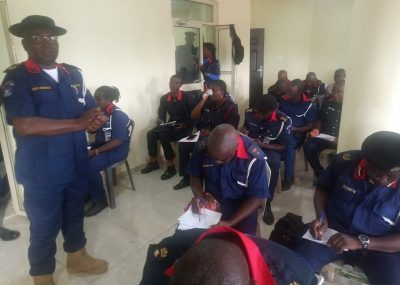 Over 700 NSCDC officers undergo mental tests in Ebonyi