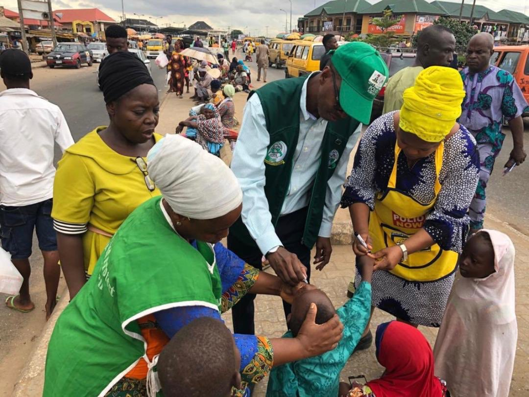 Nigeria celebrate 3 years without Wild Polio Virus