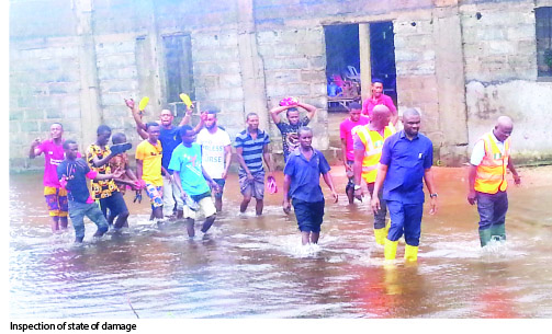 Flood: Pain, anguish in Imo