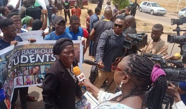 Greenfield Varsity: Parents beg FG to rescue abducted students, say we have paid more than N60 million ransom