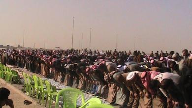 صورة الحراك السني في العراق
