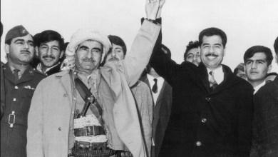 صورة القضية الكردية في منظور ( التيار السني )