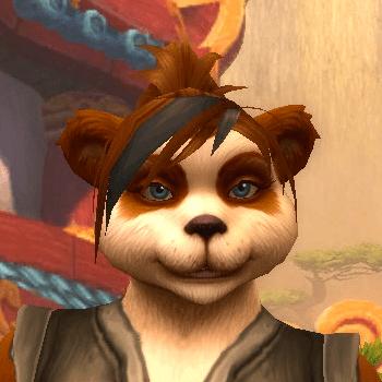 New Female Pandaren Customization Sunniers Art Of War