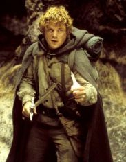farmer at heart turned hero (Sam Gamgee, Lord of the Rings)