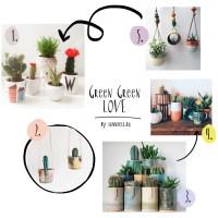 Green life или комнатные растения