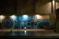 Lisboas undergrunnsstasjonar har gjerne mykje fin kunst på veggane