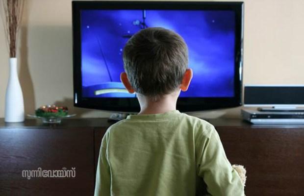 essay on TV-malayalam