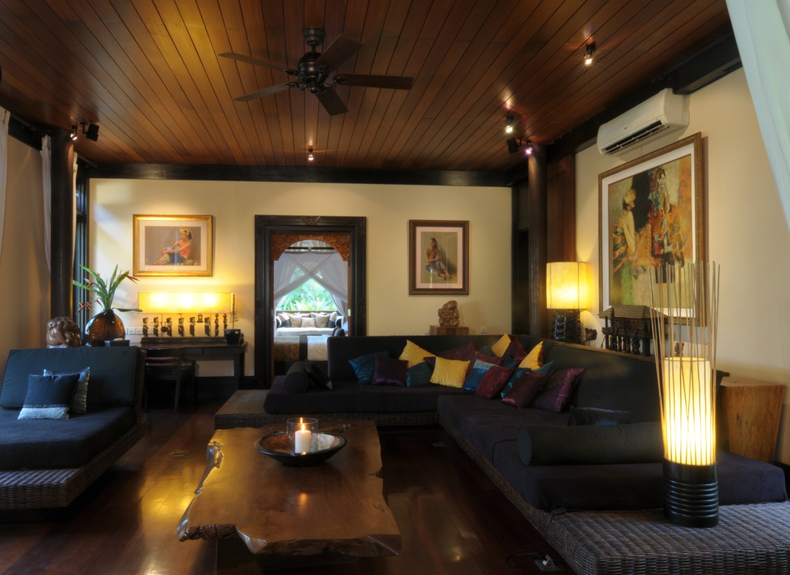 Villa Kacang Living Room 2