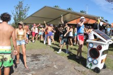 Boomtown party
