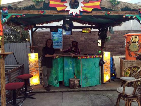 Cabana Tropicana at In The Night Garden 2014