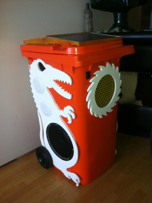 Crocodile bin sold to Communities NSW 2011