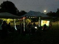 Sunny Bins Solar Cinema