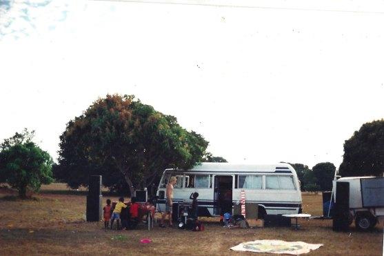 Freaky tour at Bagot community NT