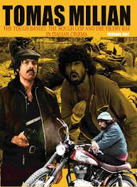 Various – Tomas Milian – The Tough Bandit, The Rough Cop And The Filthy Rat In Italian Cinema : 70's Soul-Jazz, Easy Listening, Soundtrack Music Album Compilation