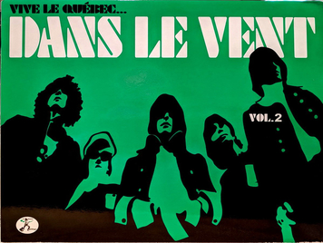 Various – Dans Le Vent Vol.2 Rare Quebec 60´s Beat/Garage Rock Music Canada Album Compilation