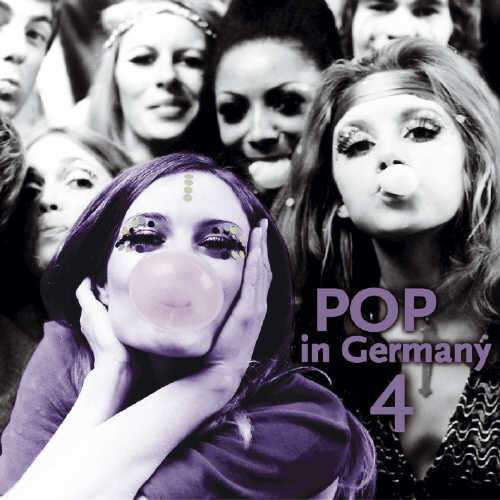 Various – Pop In Germany Vol. 4 : 60's German Covers Schlager, Beat, Rock & Roll Music Compilation Album